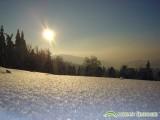 Pozemky Čenkovice - únor