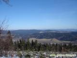 Pozemky Čenkovice - pohled na Jeseníky