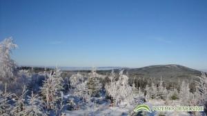 Pozemky Čenkovice - Suchý vrch, Orlické hory
